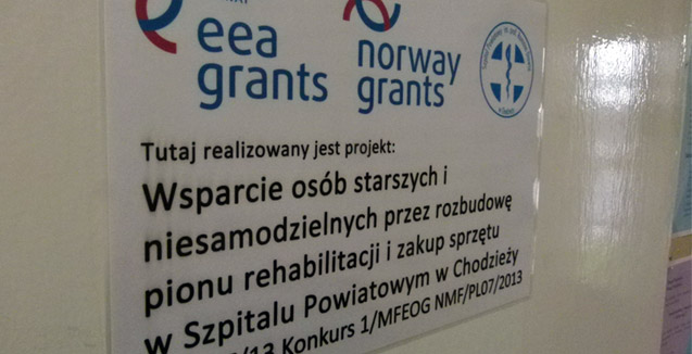 norway Grants - EEG info